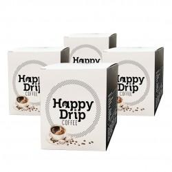 4 Box Happy Drip Coffee (10g x 32 bags)