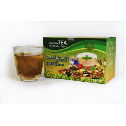 2 Box Qing Fei Pai Du DECOCTION TEA (10g x 30 teabags)